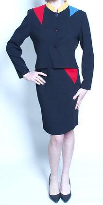 Bill Blass Skirt Suit