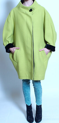 Thierry Mugler Cocoon Coat