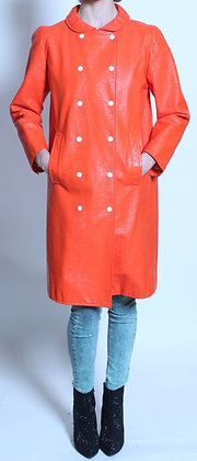 Courreges Vinyl Raincoat