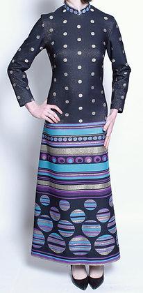 Wolsey 70's Long Dress