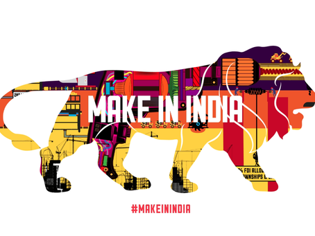 Making in India: Shivtech has been making in India since 1994 and looks forward to a growing India