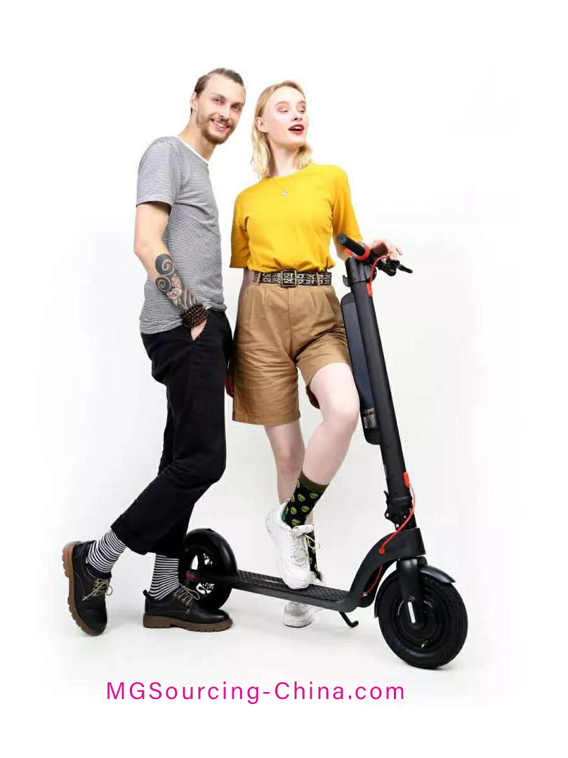 Electric Scooter-1