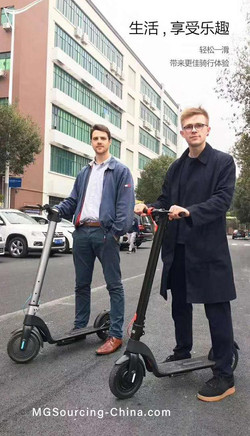 Electric Scooter-4