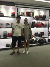Visting Bags manufacture in Guanghzhou