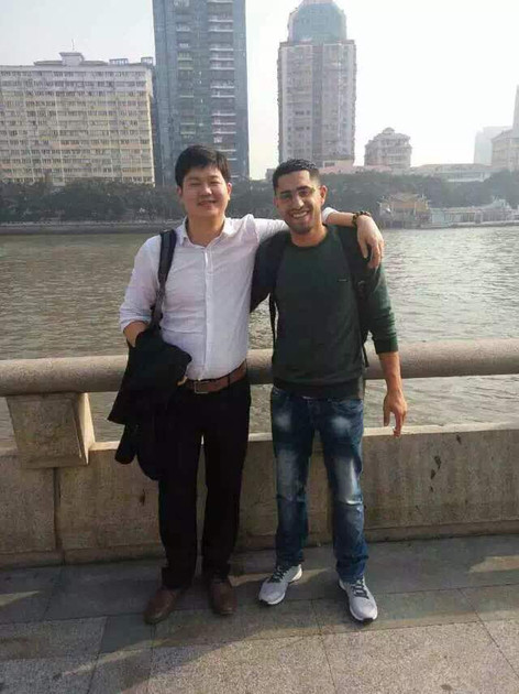Guangzhou interpreter