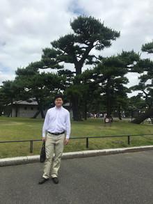 Business trip in Japan
