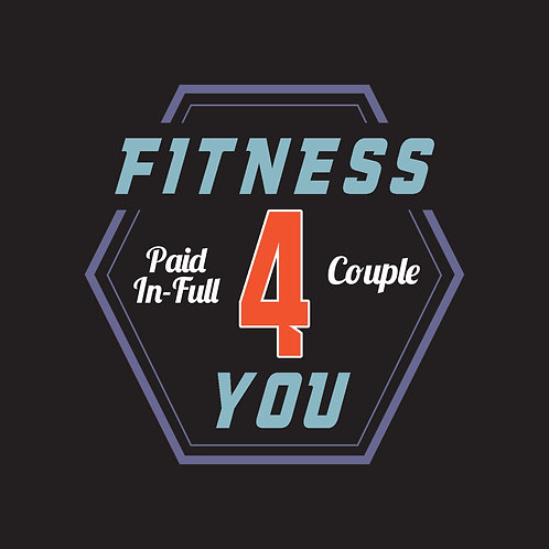 Couples Paid in Full Membership (1 year)