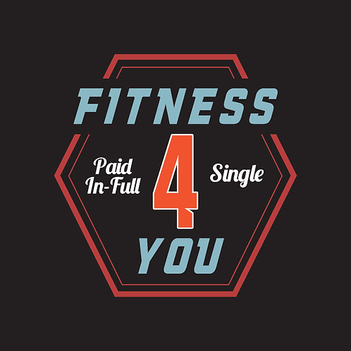 Single Person Paid in Full Membership (1 year)