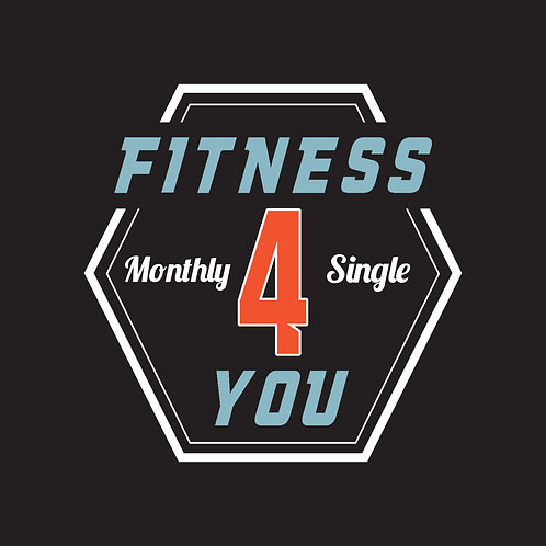 Single Person Monthly Membership