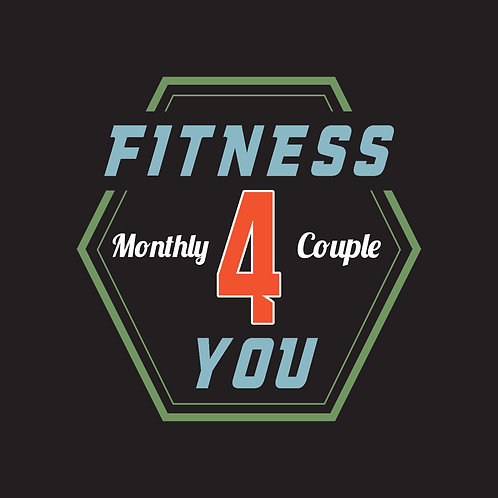 Couples Monthly Membership