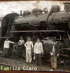 locomotiva jacareí