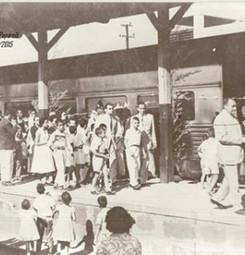 Estação ferroviaria de jacareí