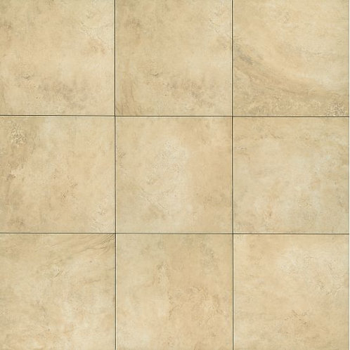 "Almond 12"" x 12"" - Stonefire Collection"
