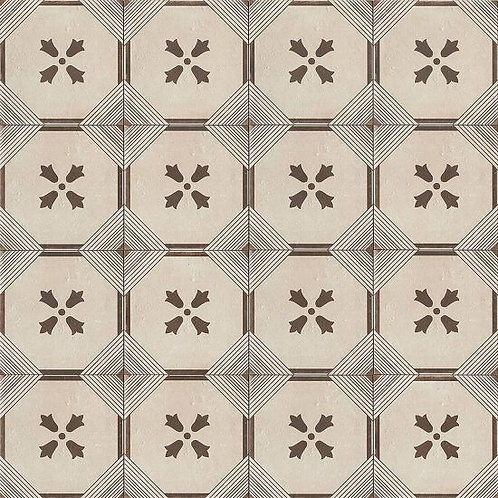 """Antique Cotto Dynasty 12""""x 12"""" - Palazzo Collection"""