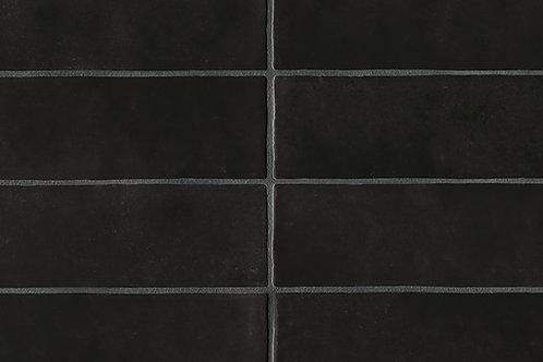 "Black 2.5"" x 8""- Cloe Collection"