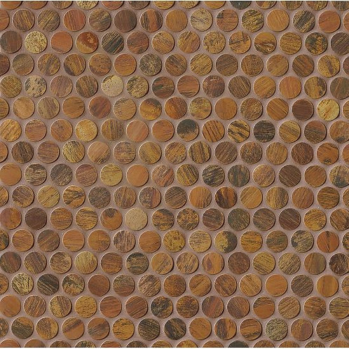 """Islesford Copper 3/4""""x 3/4"""" -Acadia Collection"""