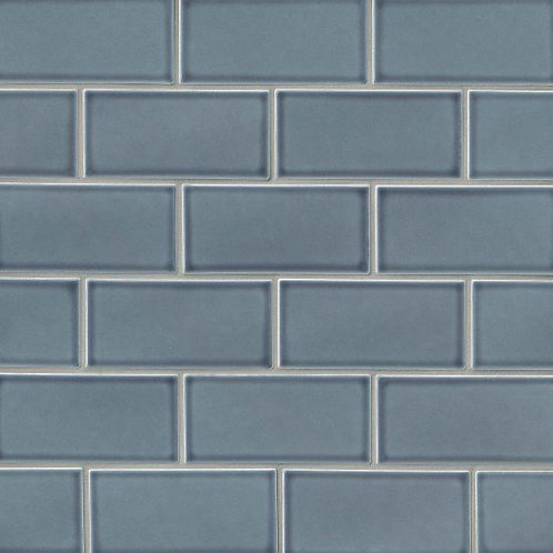 """Harbor Blue 3""""x 6"""" - Provincetown Collection"""