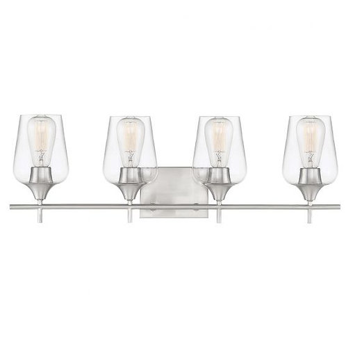 Octave Bathroom Light. 4 Lts. from Savoy House