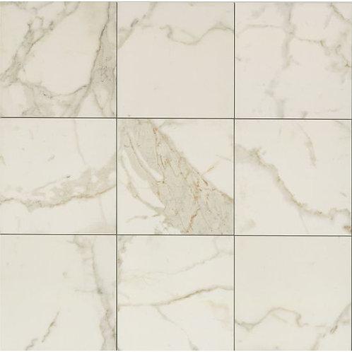 """Calacatta 12""""x 12"""" - Marmi Di Napoli Collection"""