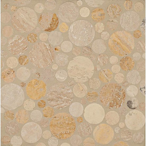 Blend - Travertine Mosaic Blend Collection