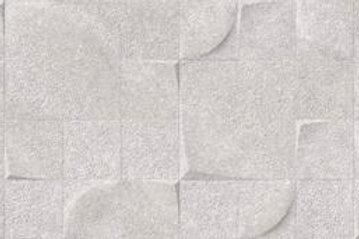 "Pearl Grey 12"" x 36"" - Kone Deco Series"