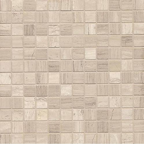 """Ashen Grey 1""""x 1"""" -Ashen Grey Collection"""