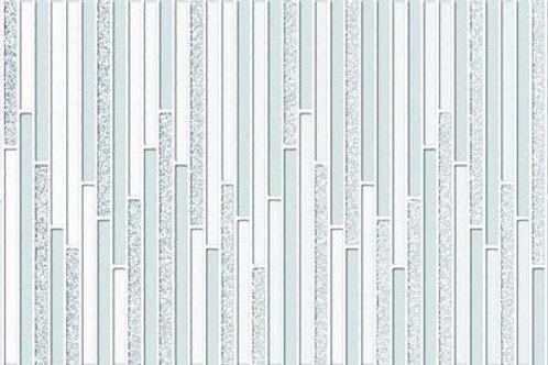 """Aquamarine 11.6"""" x 40"""" - Intuition Deco Series"""