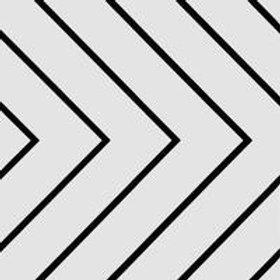 """White 8"""" x 8"""" - Studio Series"""
