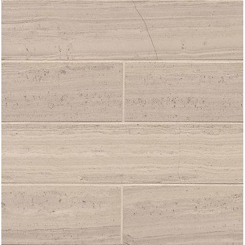 """Ashen Grey 3""""x 12""""- Ashen Grey Collection"""