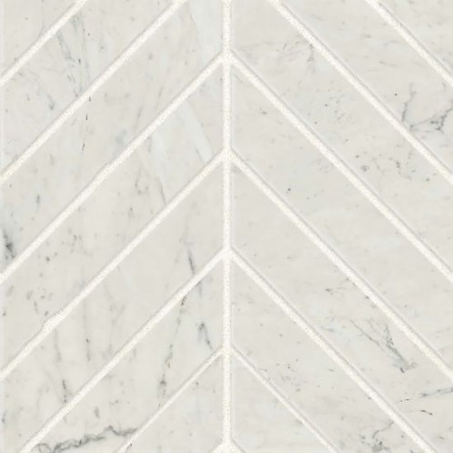"Bianco Carrara 2""x 2"" - Classic 2.0 Collection"