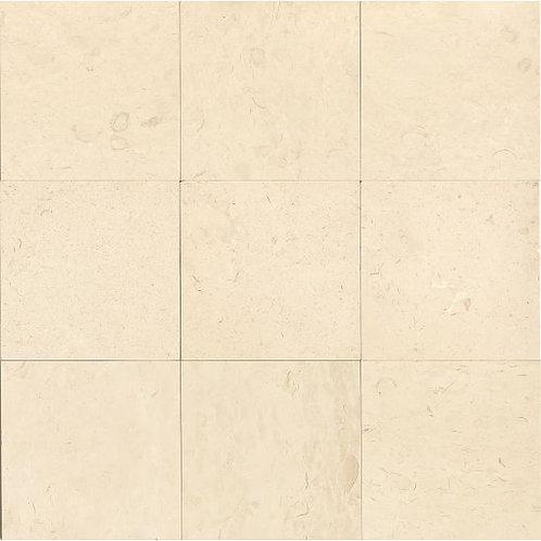 "Corinthian White 18""x 18""- Corinthian White Collection"
