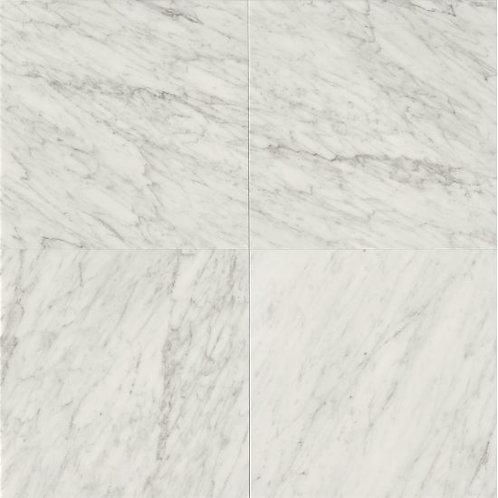 """White Carrara 24""""x 24"""" - White Carrara Collection"""