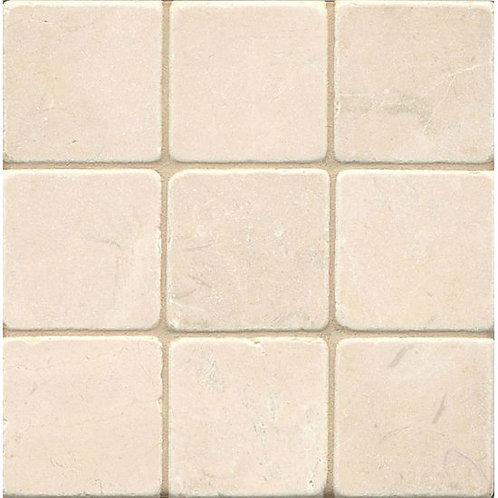"""Crema Marfil Select 4""""x 4"""" - Crema Marfil Select Collection"""