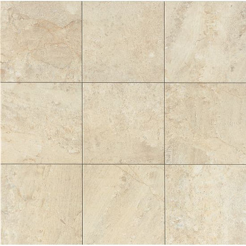 "Creme Brulee 12""x 12"" - Marmi Di Napoli Collection"