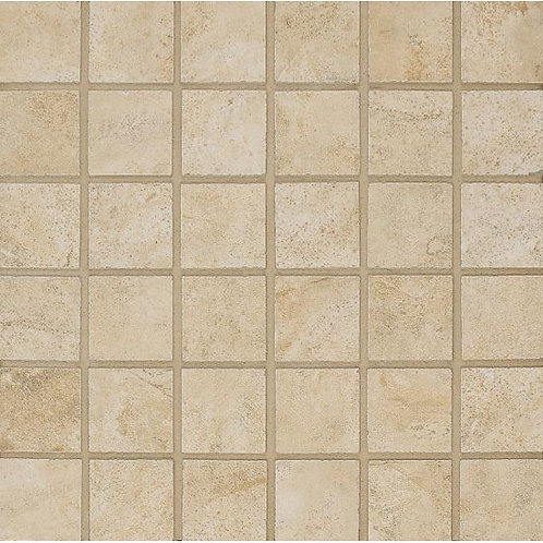 "Almond 2"" x 2"" - Stonefire Collection"