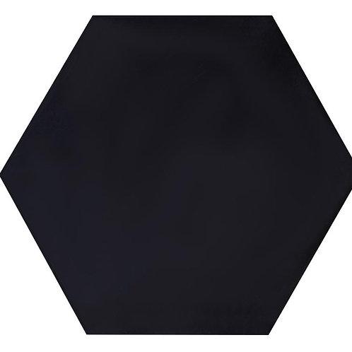 """Black 10"""" x 11"""" - Fabila Hex Series"""
