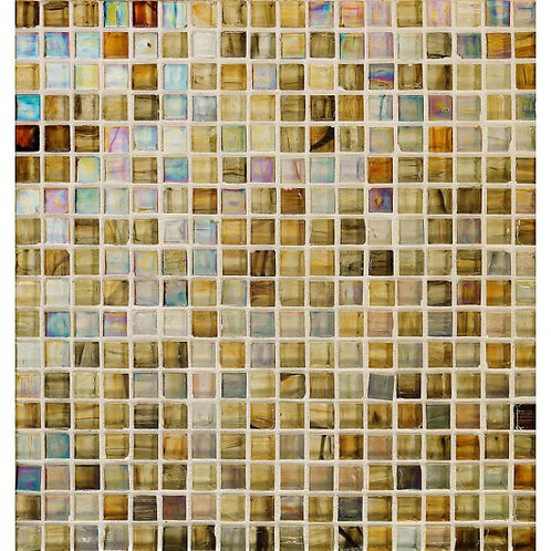 "Burnt Sand -3/4""x 3/4"" - Pool Tile Collection"