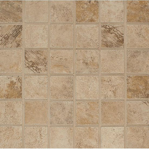 "Beige 2"" x 2"" - Stonefire Collection"