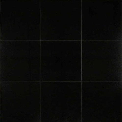 "Absolute Black 12""x 12"" - Absolute Black"