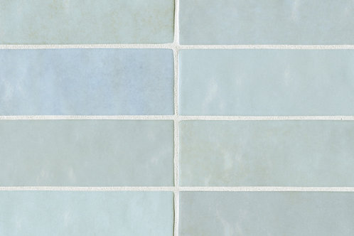 """Baby Blue 2.5"""" x 8""""- Cloe Collection"""