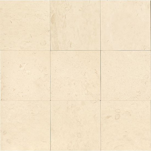 "Corinthian White 12""x 12""- Corinthian White Collection"