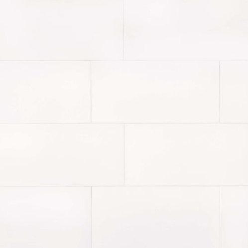"White 12""x 24"" - Uni Collection"