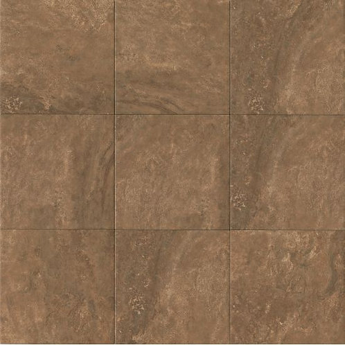 """Rust 12"""" x 12"""" - Stonefire Collection"""