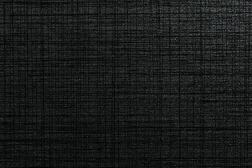 """Black 12"""" x 24"""" - Elektra Series"""