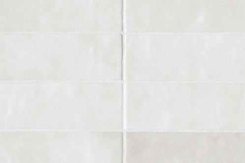 "White 2.5""x 8"" - Cloe Collection"