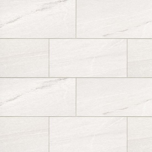 "Nova White  12""x 24"" - Urban 2.0 Collection"