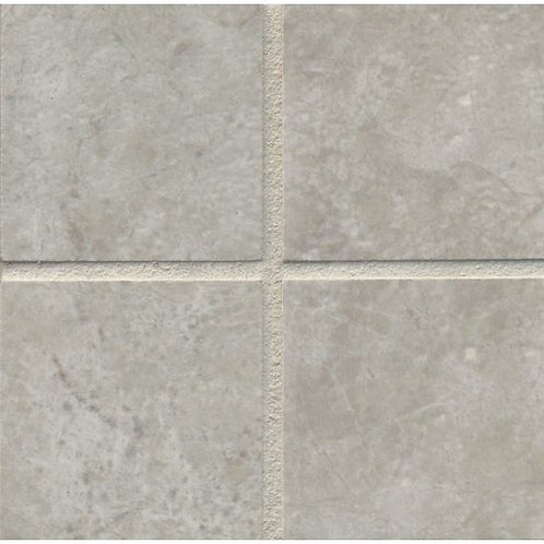 """Silver 6""""x 6"""" - Indiana Stone Collection"""