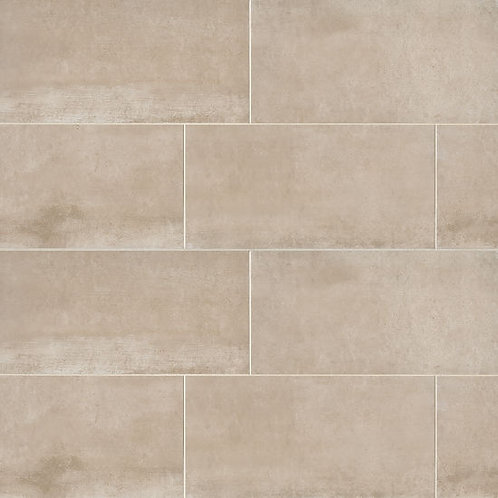 "Beige 24"" x 48"" - Clive Collection"