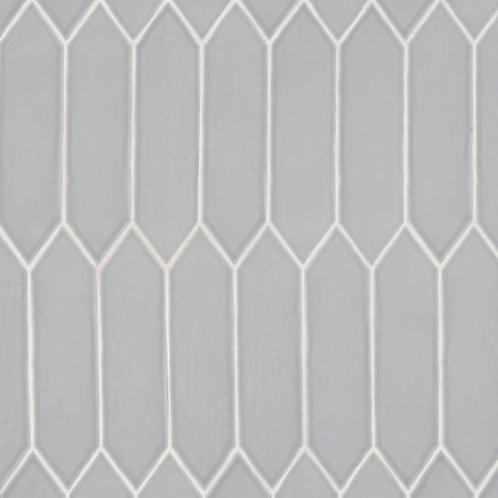 """Grey - 3""""x 12"""" - Reine Collection"""