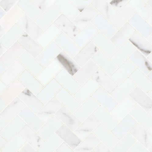 "White Stone 1""x 2"" -Bianco Pietra Collection"